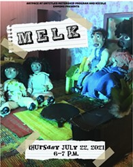 MELK, Short film made by ARTSPACE's mentorship students - Uploaded by Artspace at Untitled