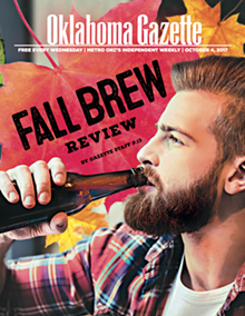 Cover Teaser: Our crew of brew judges checked out some of the best new beers available in Oklahoma