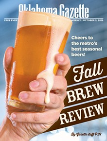Cover Teaser: Fall Brew Review!