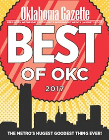 Best of OKC 2017