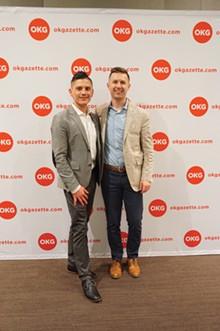 <em>Oklahoma Gazette</em>'s Forty Under 40 Class of 2017: Event Photos