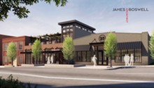 Auto Alley warehouses to be transformed to restaurant and rooftop bar