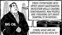 Cartoon: Waste not, want not