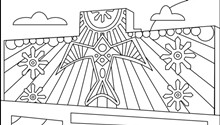 Norman Arts Council releases Norman-themed coloring pages