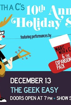 The return of Sweater Fest, plus 9 more awesome holiday concerts in Orlando