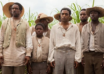 '12 Years a Slave' is urgent and unsentimental
