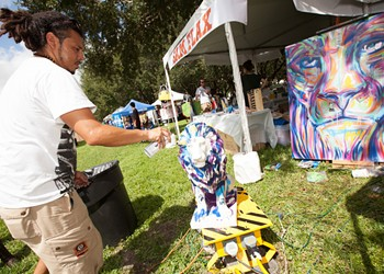 Local artists win at Artlando