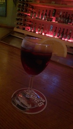 $2 sangria at the Caboose (1827 N. Orange Ave.)