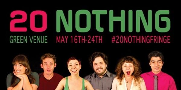 20Nothing at the 2014 Orlando Fringe