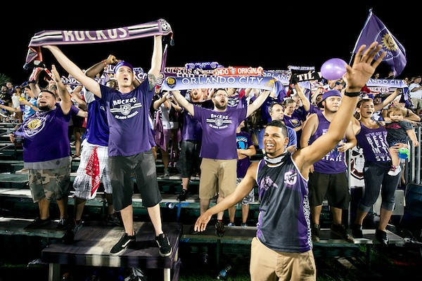 21 thrilling shots of Orlando City Soccer's victory over the Dayton Dutch Lions