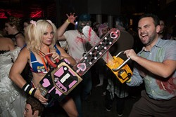 215 Bloody Best Moments from Orlando Zombie Ball