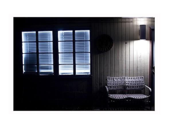 #31, chez moi Series, Jeremy Eldridge 2012 Projected Photograph on Linen, dimensions variable