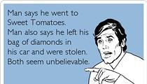 $400k diamond heist in Sweet Tomatoes parking lot