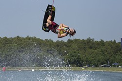 42 thrilling photos from the Nautique Wake Open