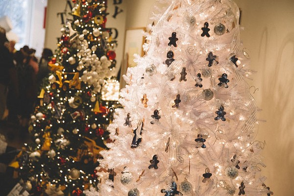 73 joyful shots from The Festival of Trees
