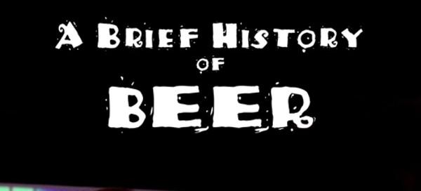 A Brief History of Beer at 2014 Orlando Fringe