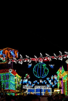 25 magical shots of Disney's Osborne Family Spectacle of Dancing Lights