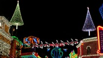 The story behind the Osborne Family Spectacle of Dancing Lights at Disney's Hollywood Studios