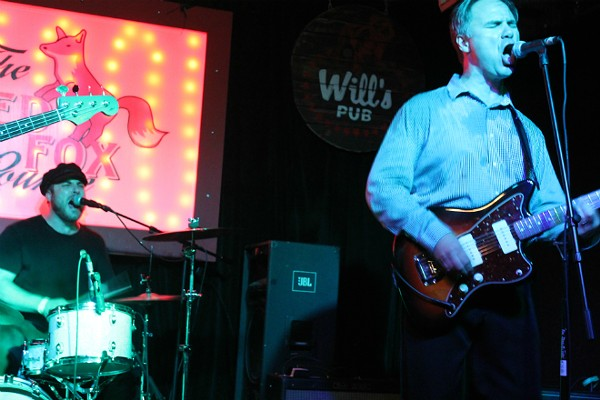 Comin' home baby: Photos from Fleshtones, Woolly Bushmen and the Empyres at Will's Pub - BY ASHLEY BELANGER