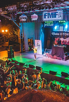 More photos from Florida Music Festival, featuring Aer, Solillaquists and more