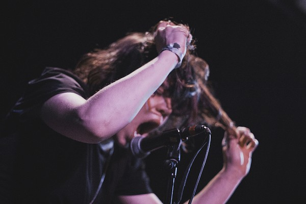 Rose mountain: Photos from Screaming Females at the Social - CHRISTOPHER GARCIA