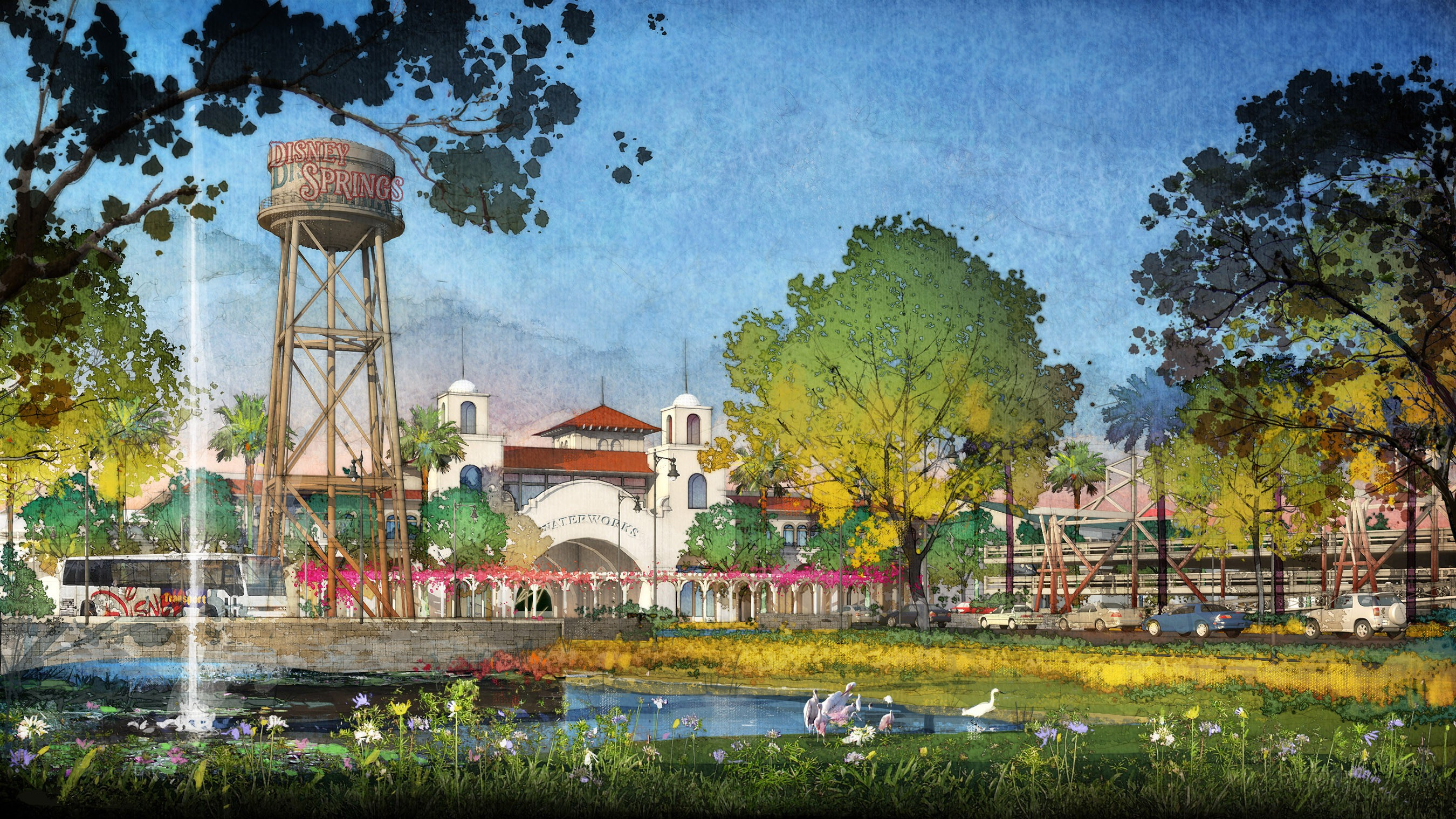 New stuff at Disney Springs: We're getting a Uniqlo