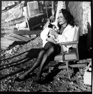 SYLVIA RIVERA, VIA WIKIPEDIA