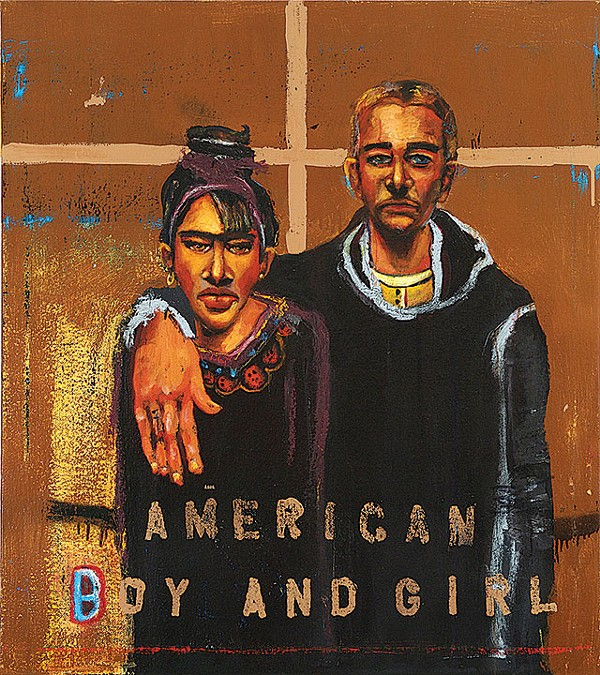 'AMERICAN BOY AND GIRL' BY JOHN MELLENCAMP