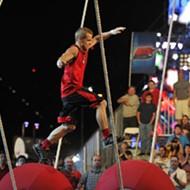 American Ninja Warrior will be filming in Orlando this weekend