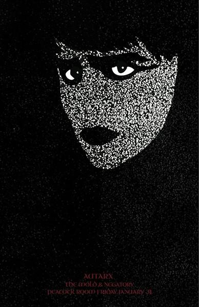 ART BY GREG LEIBOWITZ VIA AUTARX ON FACEBOOK