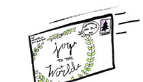 Do me, Orlando: Sending holiday letters from Christmas, Florida