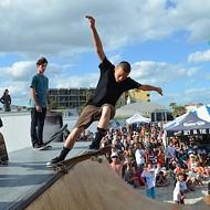 Art displays, skateboarding demos and more at Welcome 2 Jam Rock