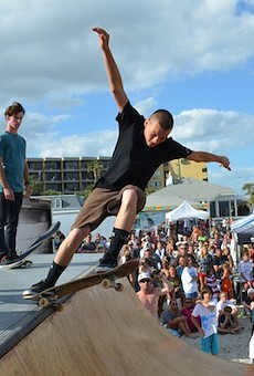 Art displays, skateboarding demos and more at Welcome 2 Jam Rock