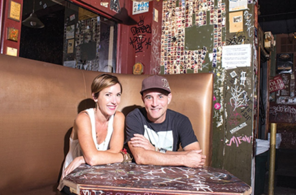 Ashley Dishman and Hurst Marshall will reimagine the space formerly known as the Peacock Room in 2015.