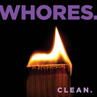 Atlanta's Whores are one of the most underrated noise-rock bands around today