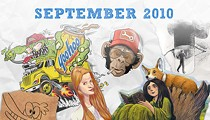 Attack of the Giant Illustrators tonight