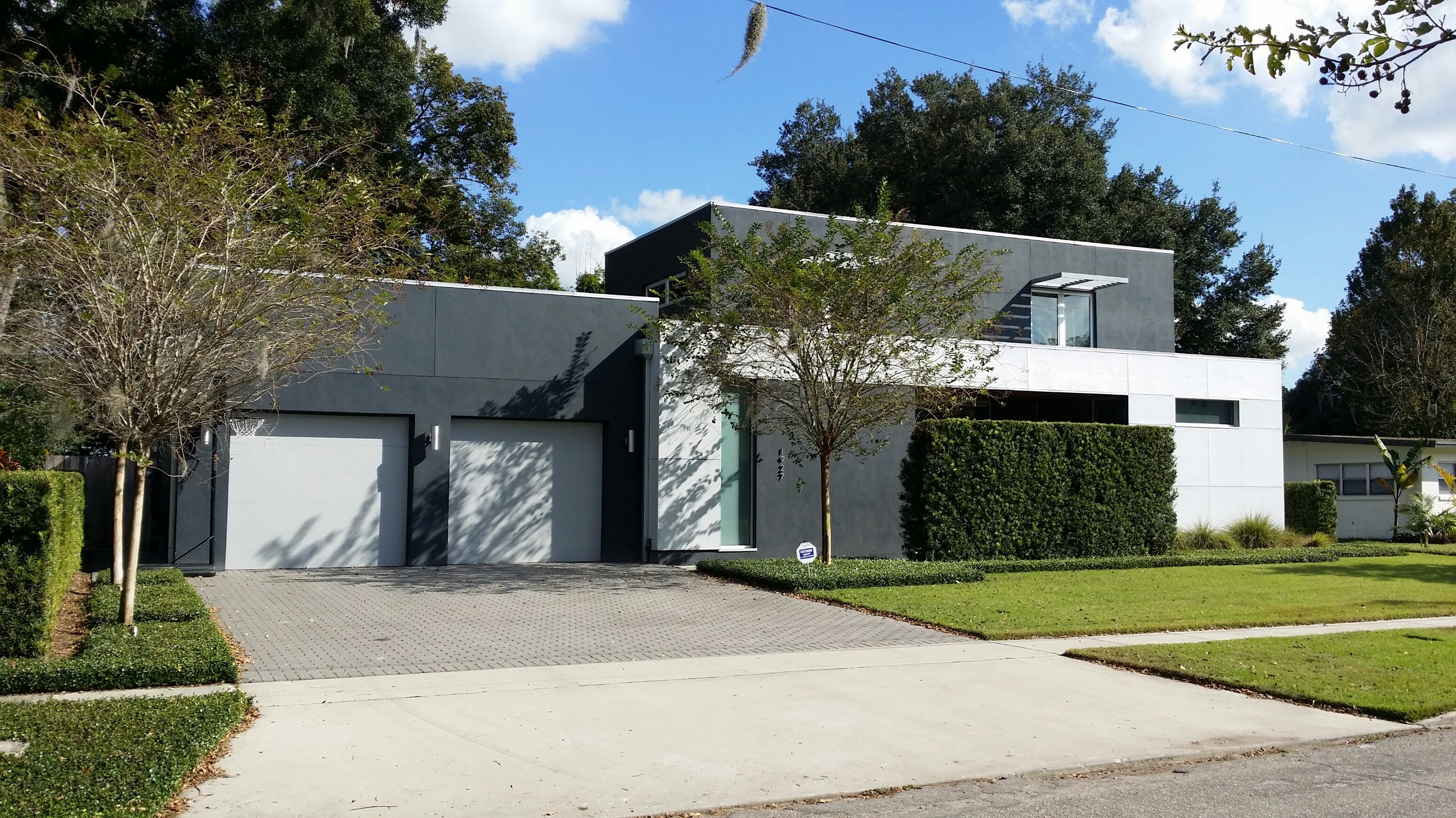 Audubon park invites you in for a look see blogs for Retro modern house