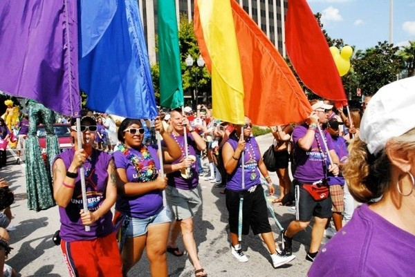 Barring the reappearance of another monsoon, the rescheduled annual Come Out With Pride parade will wind its way around Lake Eola. Yes, there will be fireworks. Why do you ask?