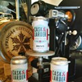 Beer:30 Friday: Crowlers at Swine & Sons, bottles from Hourglass Brewery and a Farm Ale Project event at St. Matt's