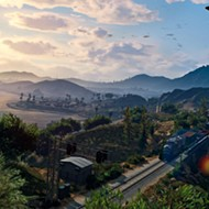 Behold, the glory of 'Grand Theft Auto V' on PC!