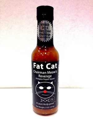 PHOTO COURTESY OF FAT CAT FOODS