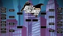 Best of Orlando new category bracket - Round Two!