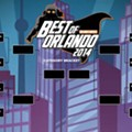 Best of Orlando new category bracket - Round Two!