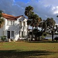 Bin Laden's brother's former mansion is in central Florida