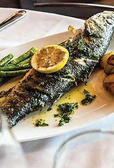 Bistro CloClo serves classic French bistro fare – sort of