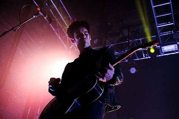 Black Rebel Motorcycle Club; Photo by Christopher Garcia