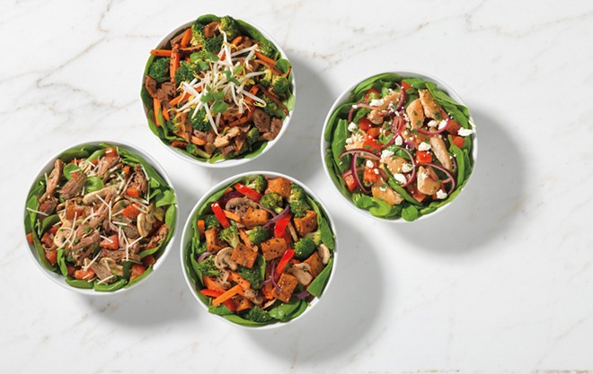 BUFF BOWLS FROM NOODLES & CO.