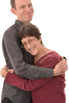 Brian Feldman returns to town for a special Mother's Day hug