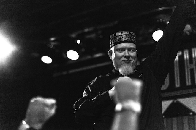Brother Ali at the Social (photo by Devin Jacoviello)