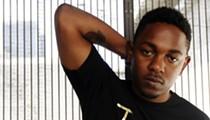 California rapper Kendrick Lamar heads to UCF Arena